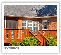 Exterior Home Improvements by Omega