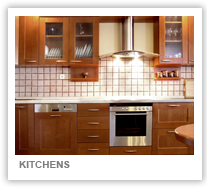 Kitchen Home Improvements by Omega